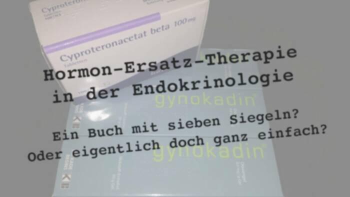 Hormon-Ersatz-Therapie in der Endokrinologie – Ein Buch mit sieben Siegeln? Oder eigentlich doch ganz einfach?
