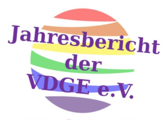 Jahresbericht der VDGE e.V. 1