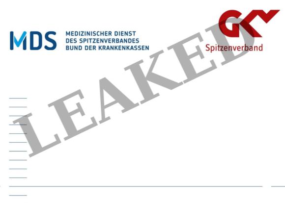 Die Neufassung der Begutachtungsanleitung Richtlinie des GKV-Spitzenverbandes nach §282 SGB V - Geschlechtsangleichende Maßnahmen bei Transsexualismus (ICD-10, F64.0) 1